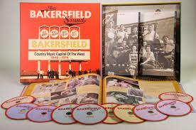 Various - The Bakersfield Sound (Country Music Capital Of The West 1940-1974 - 10cd)