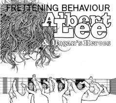 Albert Lee - Frettening Behaviour