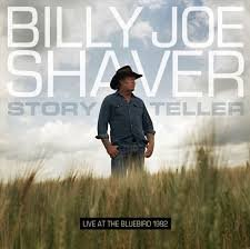 Billy Joe Shaver - Story Teller