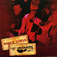 Brock Zeman - Live At The Acoustic Grill