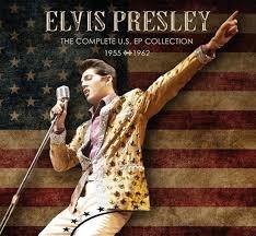Elvis Presley - Complete US EP Collection 1955-1962 (4-cd set)