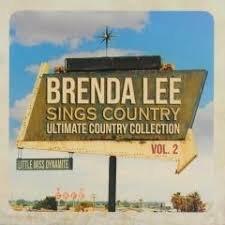 Brenda Lee - Sings Country Vol.2 (2-cd 50 tracks)