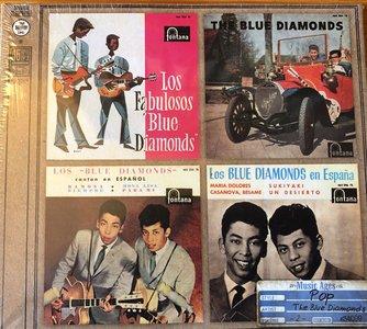 Blue Diamonds - Blue Diamonds (4 ep's op cd)