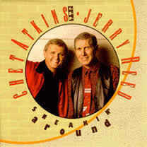 Chet Atkins & Jerry Reed - Sneaking Around