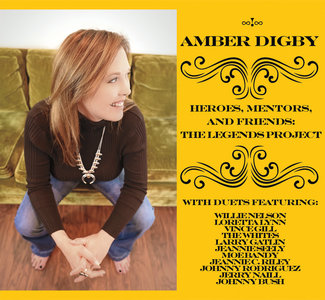Amber Digby - Heroes Mentors And Friends