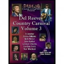 Del Reeves - Country Carnival Vol.3