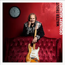 Walter Trout - Ordinairy Madness  (limited edtion)