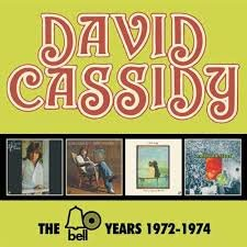 David Cassidy - The Bell years 1972-1974