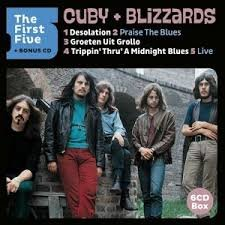 Cuby & the Blizzards - The First Five
