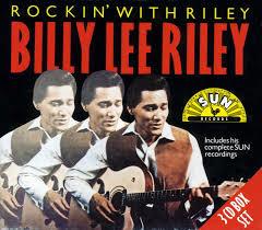 Billy Lee Riley - Rockin With Riley (3-cd Box)