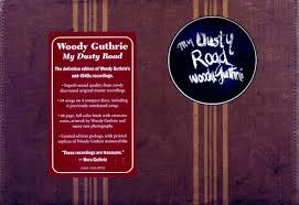 Woody Guthrie - My Dusty Road (4-cd Box)