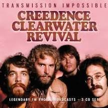 Creedence Clearwater Revival - Transmission Impossable      (3-cd set)