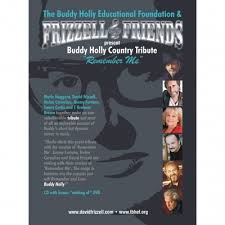 Frizzell & Friends - Buddy Holly Country Tribute