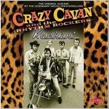 Crazy Cavan & the Rhythm Rockers - Rockin´ (5-cd set)