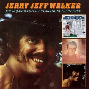 Jerry Jeff Walker - Mr. Bojangles / Five Years Gone / Bein' Free