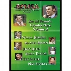 Jim Ed Brown - Jim Ed Brown's Country Place Vol.2