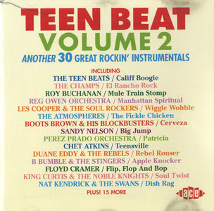 Various - Teen Beat Volume 2