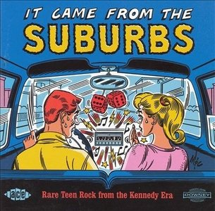 Various - It Came From The Suburbs