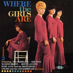 Various - Where The Girls Are Vol 2