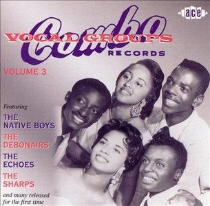 Various - Combo Vocal Groups Vol. 3