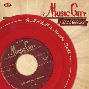 Various - Music City Vocal Groups: Rock n Roll, Mambo, Stroll It