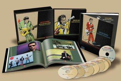 Chuck Berry - Rock & Roll Music 16-cd Box Set