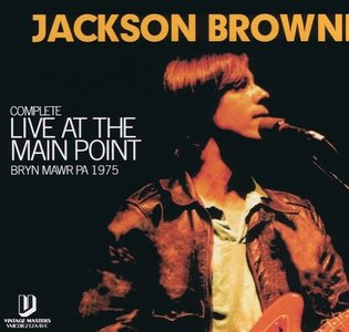 Jackson Browne - Live At The Man Point 1975