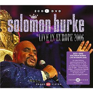 Solomon Burke - Live In Europe