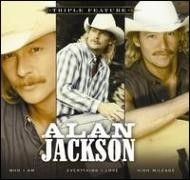 Alan Jackson/ Who I Am/Everything I Love/High Mileage