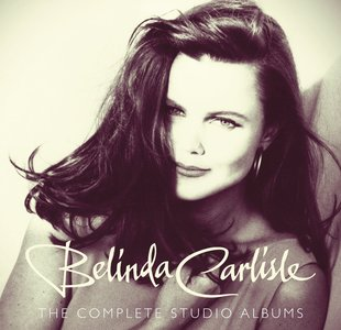 Belinda Carlisle - The Complete Studio Albums (7 cd's)