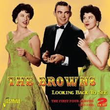 Browns - Looking Back to See (the first 4 albums on 2 cd's)