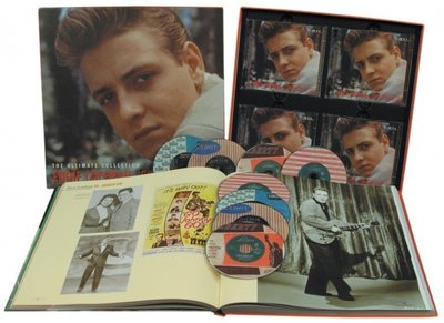 Eddie Cochran - Somethin' Else (Bear Family, 8 cd's)