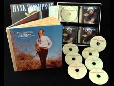 Hank Thompson - The Pathway Of My Life 1966-1986 (Bear Family, 8 cd's)