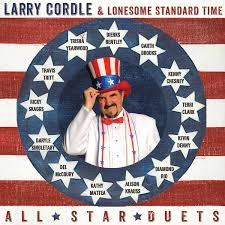 Larry Cordle & Lonesome Standard Time - All Star Duets