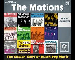 Motions - Golden Years Of Pop Music (A&B Sides)