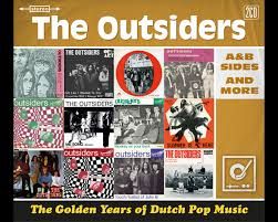 Outsiders - Golden Years Of Pop Music (A&B Sides and more)