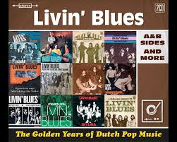 Livin' Blues - Golden Years Of Pop Music (A&B Sides and more)