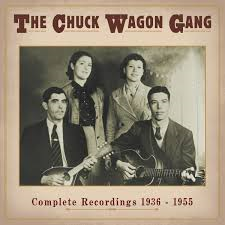 The Chuck Wagon Gang - Complete Recordings 1936-1955 (5 cd box set + Hard Cover Book)