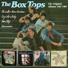 Box Tops - Original Albums 1967-1969 (2-cd)