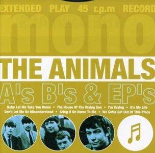 Animals - A's, B's & EP's