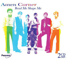 Amen Corner - Bend Me Shape Me (2 cd's)