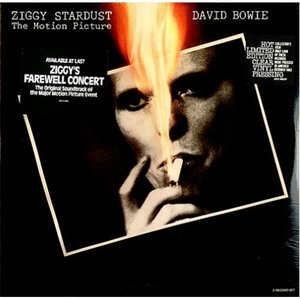 David Bowie - Ziggy Stardust And The Spiders From Mars: Motion Picture Soundtrack (2 cd's)
