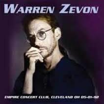 Warren Zevon - Empire Concert Club, Celveland Ohio 1992 (2-cd)