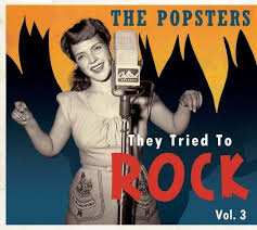 Various - They Tried To Rock Vol.3 - The Popsters