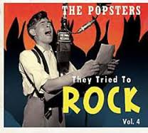 Various - They Tried To Rock Vol.4 - The Popsters