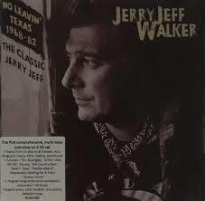 Jerry Jeff Walker - No Leavin' Texas 1968-1982 (2-cd)