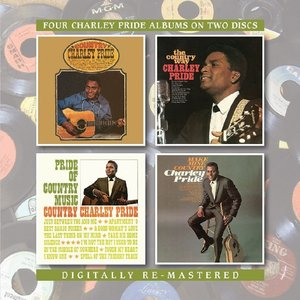Charley Pride - Country Charley Pride/The Country Way/Pride/Make Mine (2-cd)