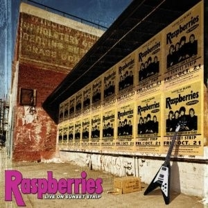 Raspberries - Live On Sunset Strip (2-cd's & dvd)