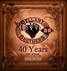 Bellamy Brothers - 40 Years The Album (2-cd)