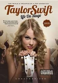 Taylor Swift - DVD Life On Stage (documentaire + interview)